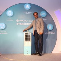 Bajaj Electricals launches first IoT Air Cooler – Bajaj COOL.iNXT