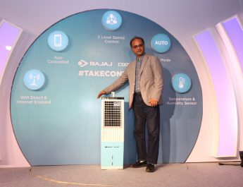 Bajaj Electricals launches first IoT Air Cooler - Bajaj COOL.iNXT