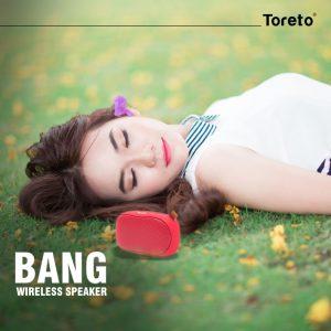 BangTOR-307 Compact Pocketsize Bluetooth Speaker - Toreto 10