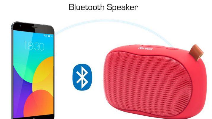 BangTOR-307 Compact Pocketsize Bluetooth Speaker - Toreto