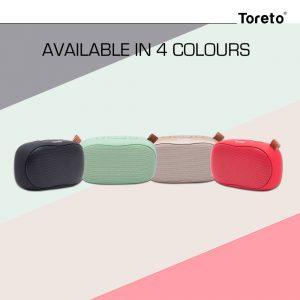 BangTOR-307 Compact Pocketsize Bluetooth Speaker - Toreto 9