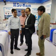 Bolivia Ambassador H. E. Mr. Sergio Dario Arispe Barrientos lauds superior technologies of Su-Kam