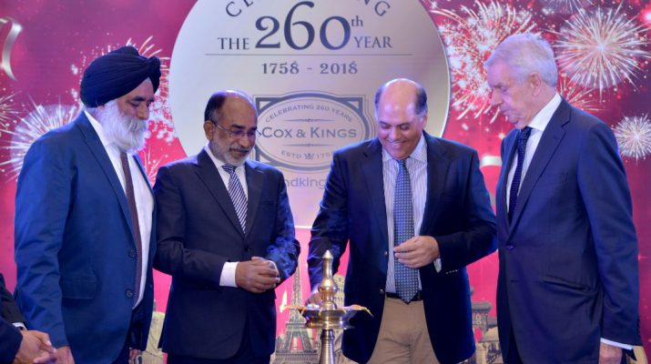 Cox and Kings Celebrates 260th Anniversary with Several Exciting Offers