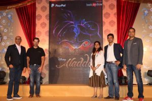 Disney's Aladdin - The Spectacular Broadway-Style Musical To Light Up The Indian Stage With BookMyShow 2