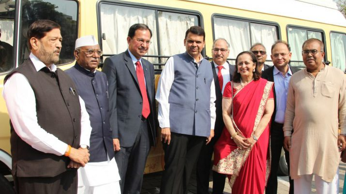 Government of Maharashtra and Nestle India in collaboration with NASVI launch Project - Serve Safe Food