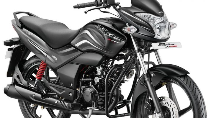 Hero Motocorp launches New Passion Pro and Passion XPro - Horizontal