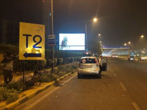 IndiGo transitions one third of domestic flights in Delhis Terminal 2 without a hitch - T2 Shift board2