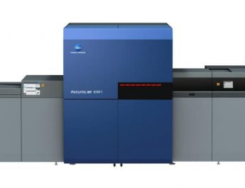 Konica Minolta To Deploy Indias First AccurioJet KM-1 UV Inkjet Press