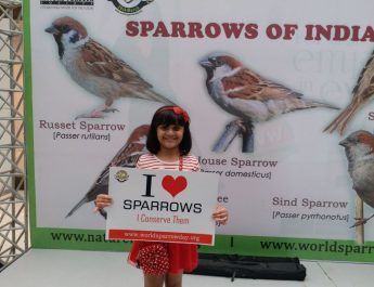 Oberoi Mall Celebrated World Sparrow Day in association with Nature Forever Society 2