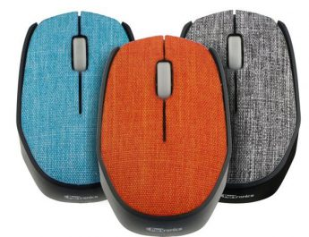 Portronics Launches FABRIK - A High Speed 2.4GHz Wireless Mouse