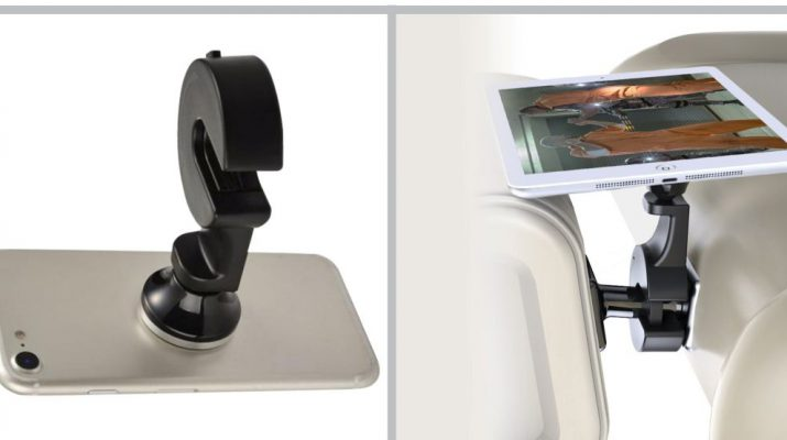 Portronics Launches Magno-R - A Car Mobile Holder For Backseat Passengers With 3M Magnet
