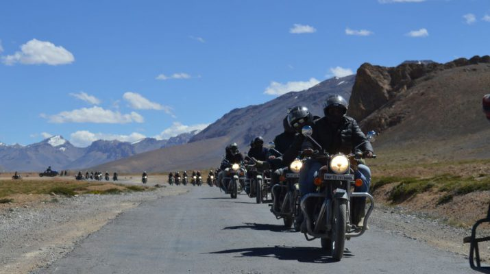 Solo biking expedition to Leh Ladakh - a dream of every biker