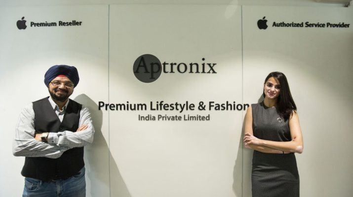 Sutinder Singh and Meghna Singh - Aptronix Launches its largest service centre in Hyderabad