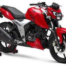 TVS Motor Company launches new 2018 TVS Apache RTR 160 4V
