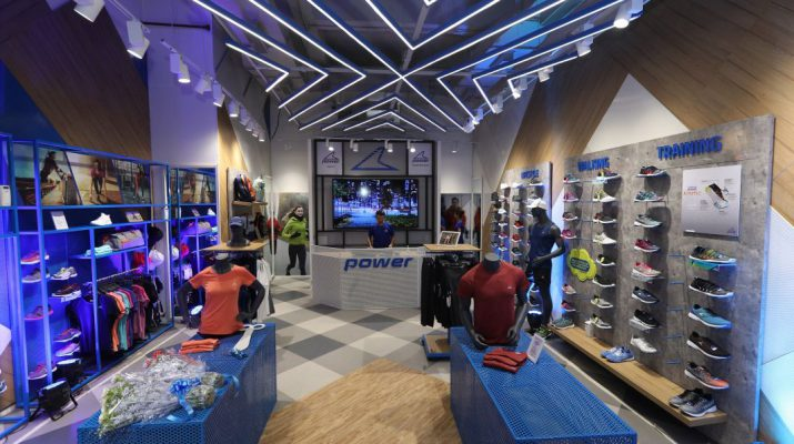 Worlds first exclusive POWER Sportswear Store by Bata at GIP Mall - Noida