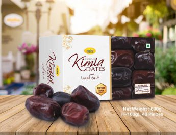 APIS India product line gets sweeter with new variants of premium dates - Kimia Dates