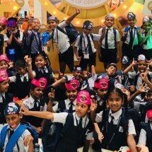 Oberoi Mall celebrates 10th Anniversary with The Akanksha Foundation