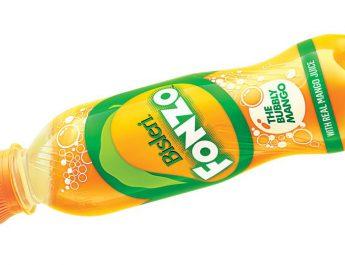 Bisleri Fonzo bottle Horizontal