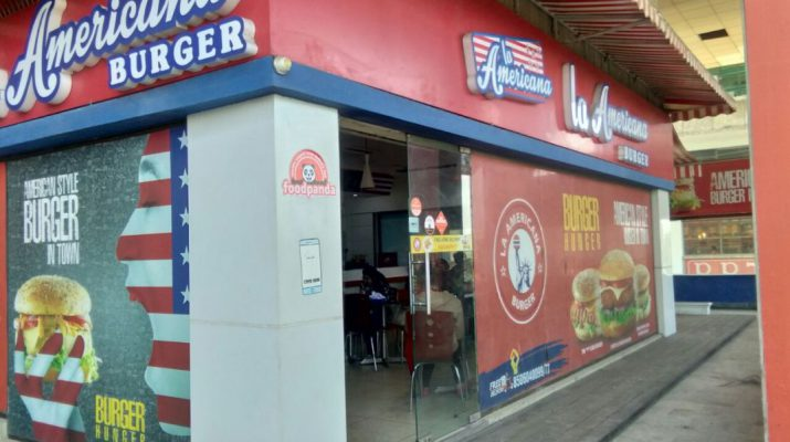 Bonn Group Forays into Fast Food Biz with La Americana brand Burger Chain 2