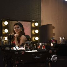 THE BODY SHOP make-up masterclass with Jacqueline Fernandez