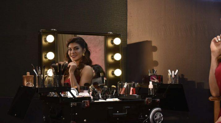 Brand Ambassador Jacqueline Fernandez at The Body Shops Masterclass