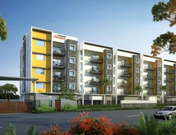 CASAGRAND Launches two prestigious projects at Manapakkam at unbelievably affordable prices 2