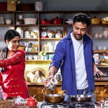 "Chef Ranveer Brar celebrates Baisakhi with Sakshi Tanwar in EPIC TV""s Tyohaar Ki Thaali"