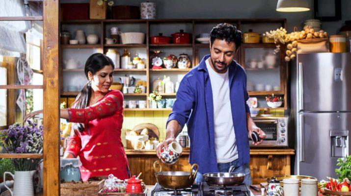 Chef Ranveer Brar celebrates Baisakhi with Sakshi Tanwar in EPIC TVs Tyohaar Ki Thaali 3