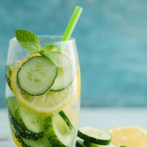 Summer Cooler – Cucumber Mint Cooler from Foodhall