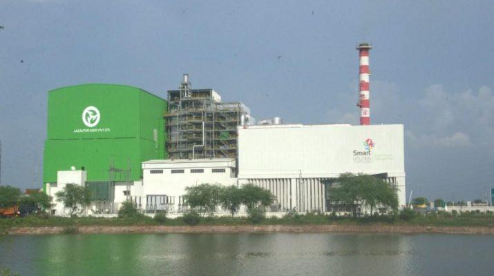 Essel Infra's Jabalpur Waste to Energy Plant