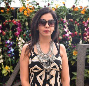 Fashion Designer Rosy Ahluwalia