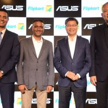 Flipkart and ASUS announce long term strategic partnership for India
