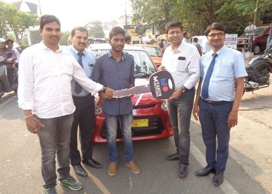 Freedom JARCAR offers winners receive the Cars - Telangana