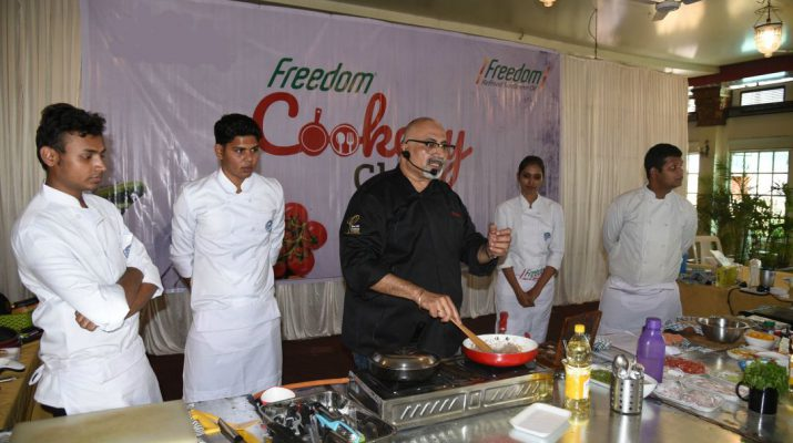 Freedom Kee Paatashala by Chef Puneet Mehta 1