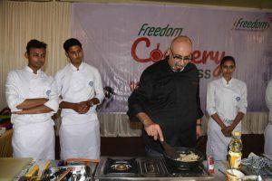 Freedom Kee Paatashala by Chef Puneet Mehta 3