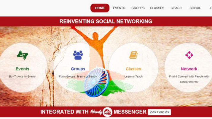 Howdydo - Focused on Neighborhood Sports Social Networking
