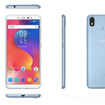 Infinix adds more colour to its Hot S3 offerings with a hip new Blue Variant