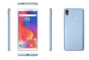Infinix Mobile - Hot S3 Topaz Blue Variant