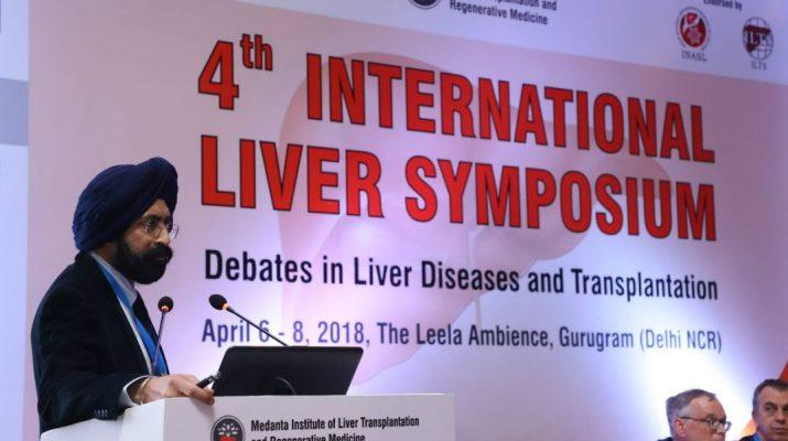 International Liver Symposium - Medanta Liver Symposium 1