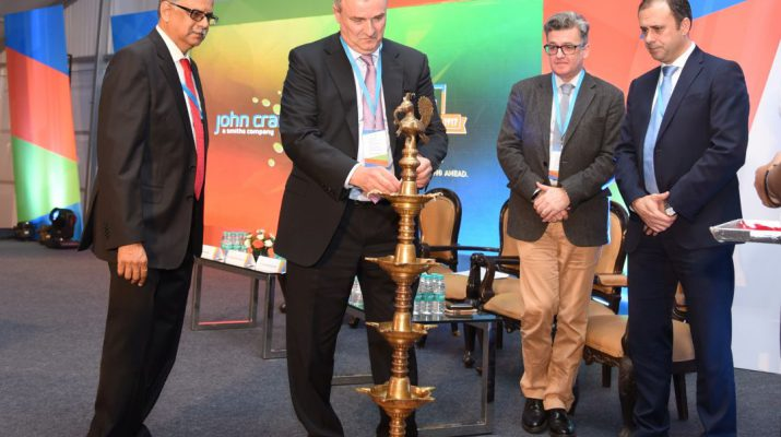 John Crane inaugurates upgraded state-of-the-art gas seal repair and test facility in Bengaluru