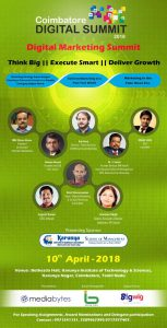 Karunya Institute of Technology and Sciences to organise The Coimbatore Digital Summit 2018 3