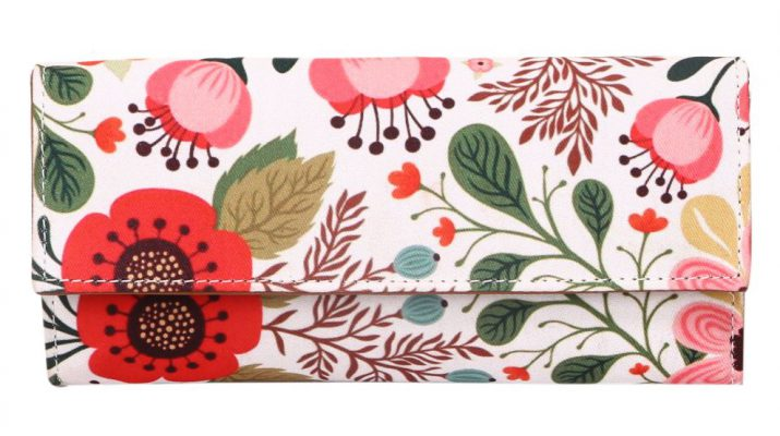 MEIA store - Floral Wallet - Available at ShopClues MRP 259
