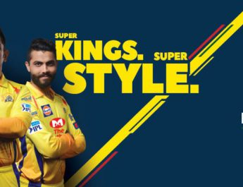 Peter England is the official Style Partner for Chennai Super Kings 2