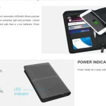 Portronics Launches Power Wallet 4K, Passport Holder with in-built 4,000 mAh Powerbank