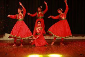 Powerful Kathak performance By Student Of Dhriti Nritya Academy at UDYAM 2018 3