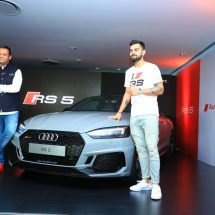 Virat Kohli Plans to drive home the Audi RS 5 Coupe
