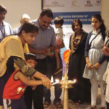 Sankara Eye Hospital, Young Indians, CII organize Interactive Workshop for 65 Caregivers of Children with Autism Spectrum