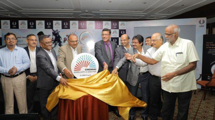 UBM India announces the maiden edition of The Chennai Jewellery and Gem Fair