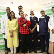 Fortis Foundation supported Umeed-Smile Initiative cures 100th child at FMRI