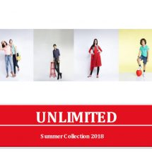 Unlimited launches summer collection 2018
